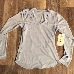 Roadrunner long sleeve tech running shirt sz small